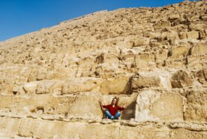 Chepren Pyramide #viennavibes