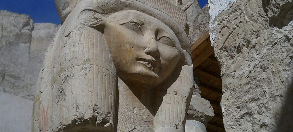 Hathor und Min